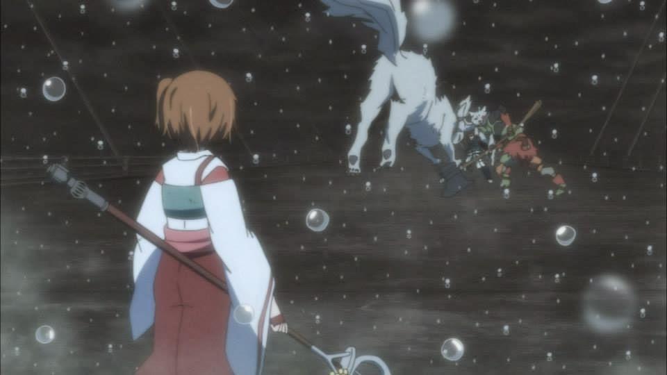 Log Horizon Episode 19 Subtitle Indonesia  - Anime 21