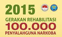Rehabilitasi 100.000 Penyalahguna Narkoba