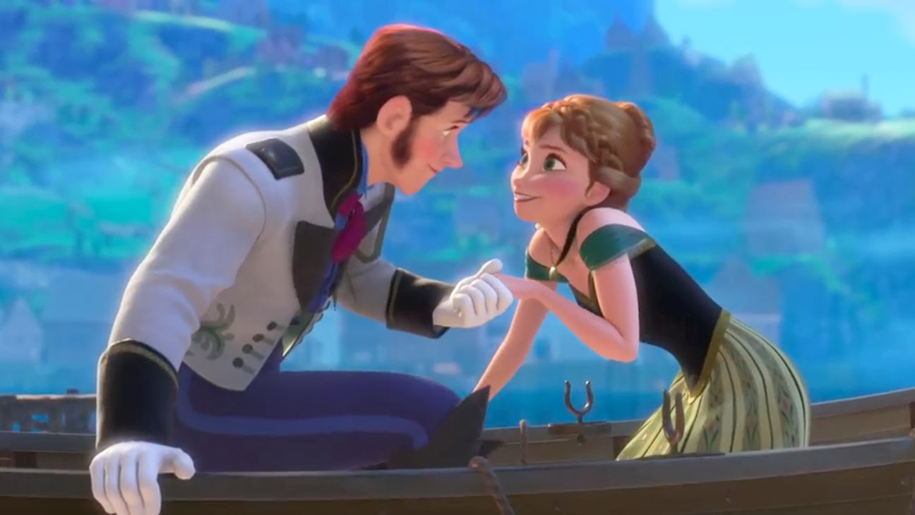 Hans Anna Frozen animatedfilmreviews.filminspector.com