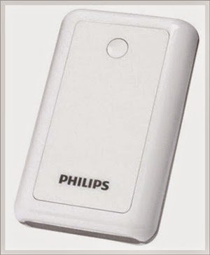 Philips Powerbank - 7800 mAh