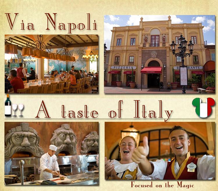 Via Napoli Restaurant Review