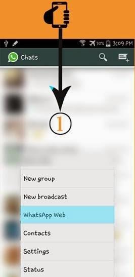 شرح طريقة تشغيل برنامج الواتس اب على الكمبيوتر WhatsApp PC