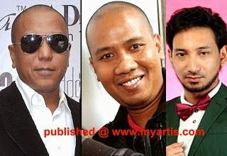 AF2014 Hattan Pengetua Faizal dan zizan Pengacara Bersama