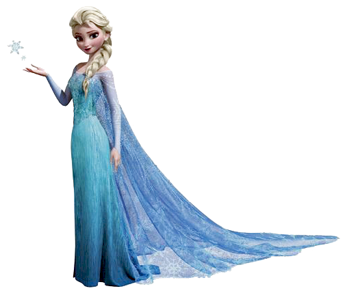 Frozen Elsa Clip Art Is It For PARTIES FREE