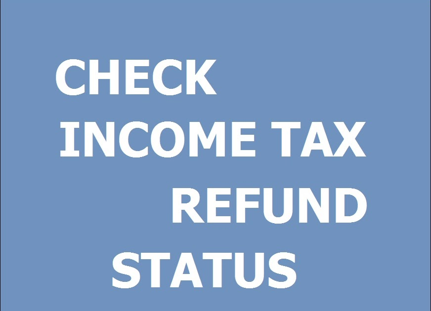 how to check my income tax return status india