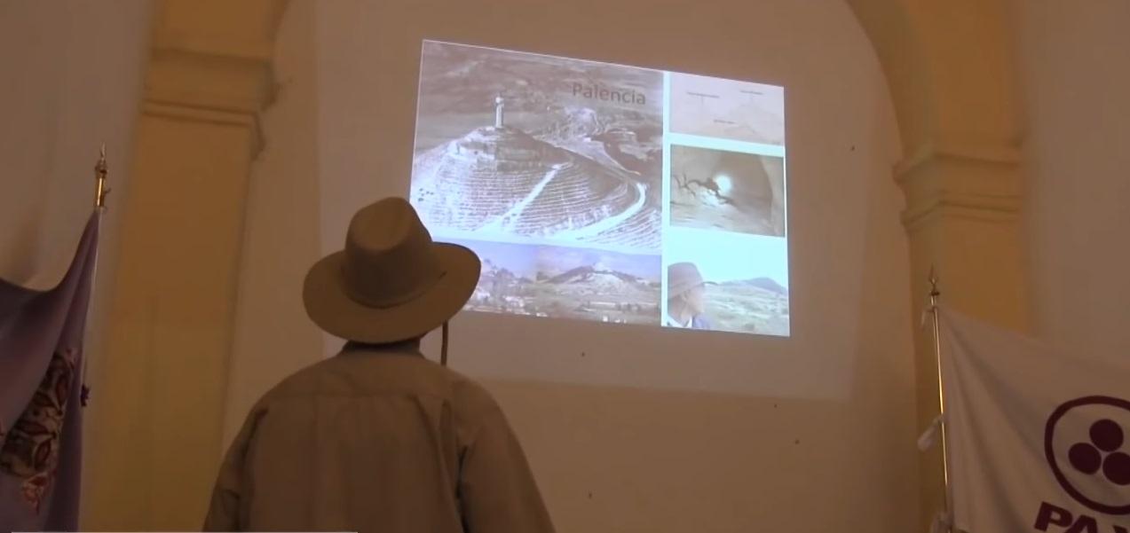 Las pirámides de Palencia en México