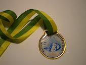"""Medalha de Ouro em Poesia- Poema """"Acredito"""""""
