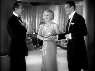 Armand Kaliz, Glenda Farrell and Douglas Fairbanks Jr.