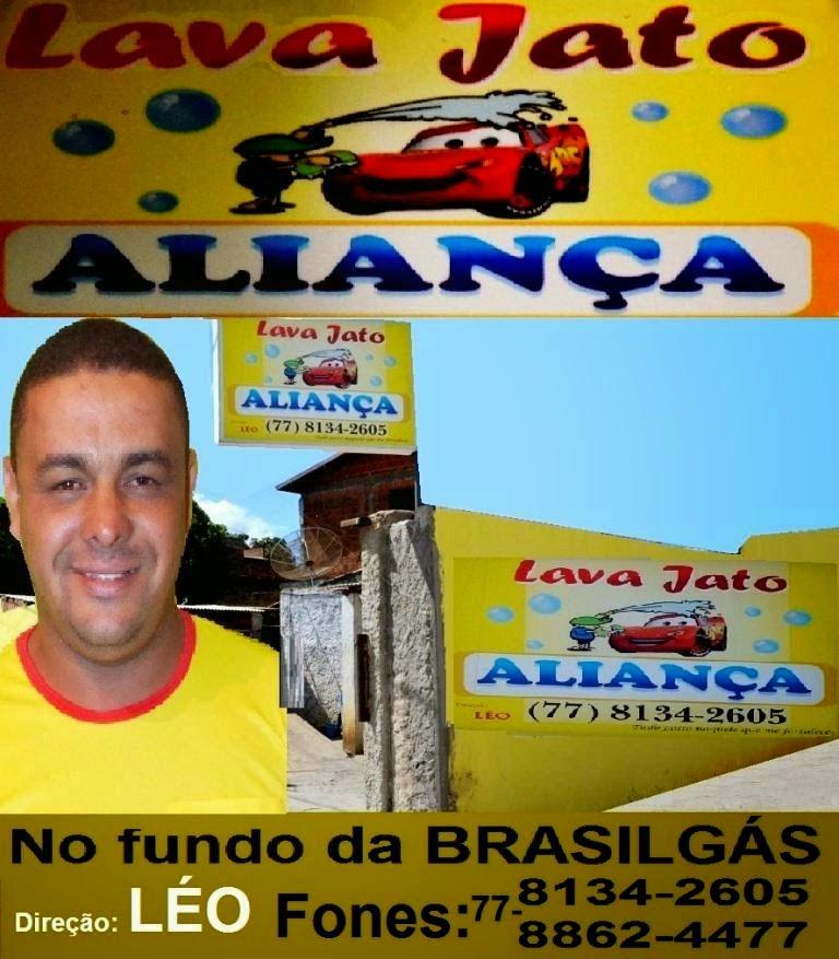 LAVA JATO ALIANÇA: O MELHOR DA CIDADE!