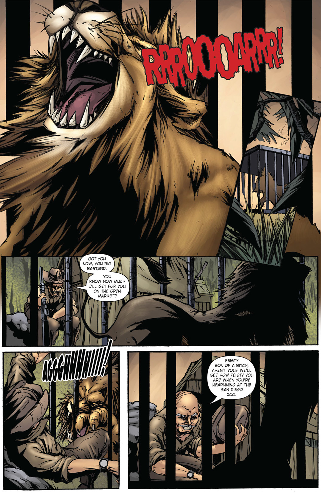 Grimm Fairy Tales (2005) Issue #38 #41 - English 11