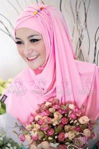 Nuhijab STC - Pink (Toko Jilbab dan Busana Muslimah Terbaru)