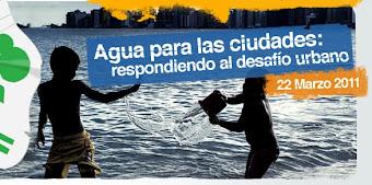 22 MARZO Día Mundial del Agua. Apostamos por un cine para el cambio social