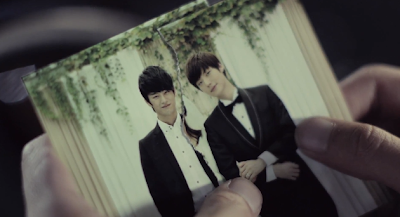 K.Will Please Don't Seo In-guk Ahn Jaehyun gay wedding photo
