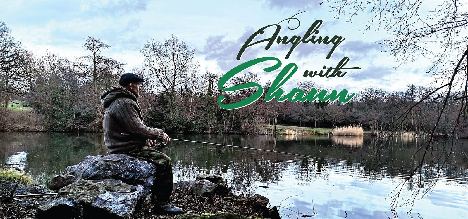 ANGLING WITH SHAUN