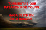 TORMENTAS QUE PASARON POR YOUNG - ARCHIVO DE FOTOS