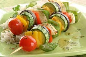 Asados Vegetarianos