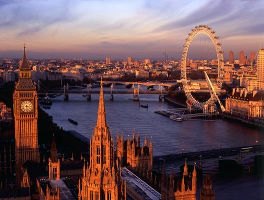 London Eye London Mania