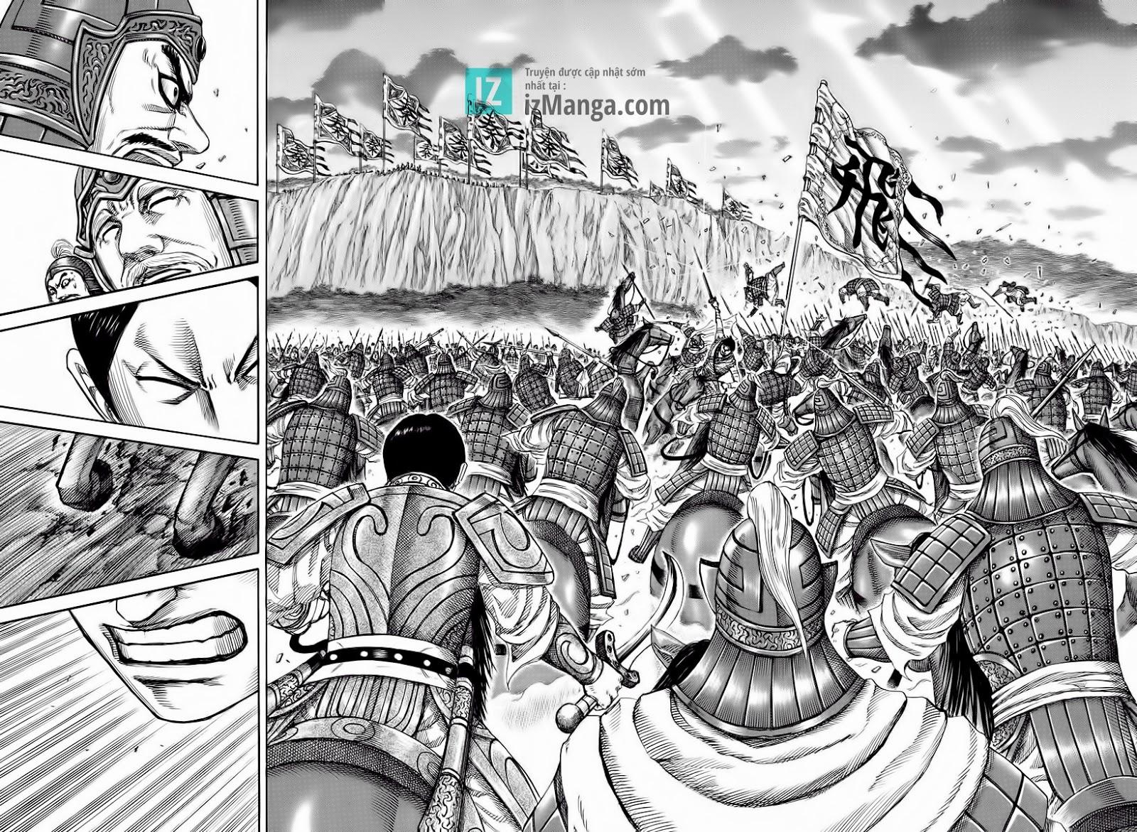 Kingdom – Vương Giả Thiên Hạ (Tổng Hợp) chap 225 page 14 - IZTruyenTranh.com