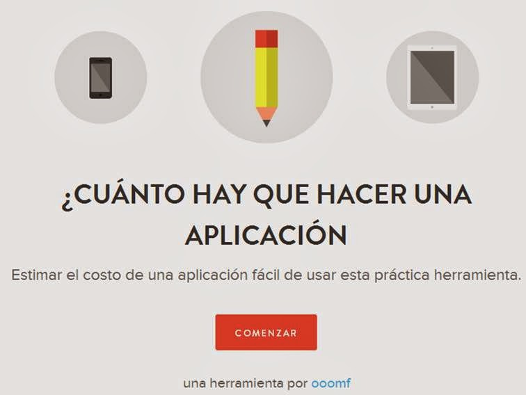 Presupuesto App online