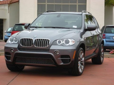 2012 BMW X5 xDrive 50i Photo