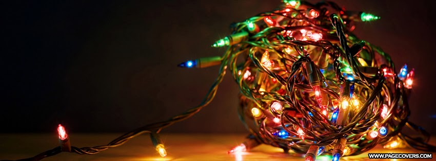 Christmas Lights & Ornaments Facebook Cover Preview | CHRISTMAS ...