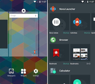 Download Nova Launcher Prime v4.1.0 Apk