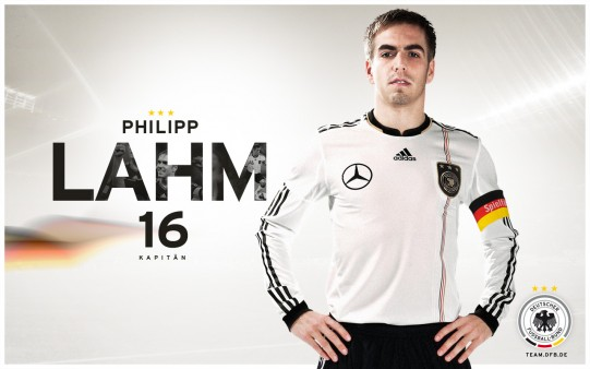 Philipp Lahm wallpaper Germany