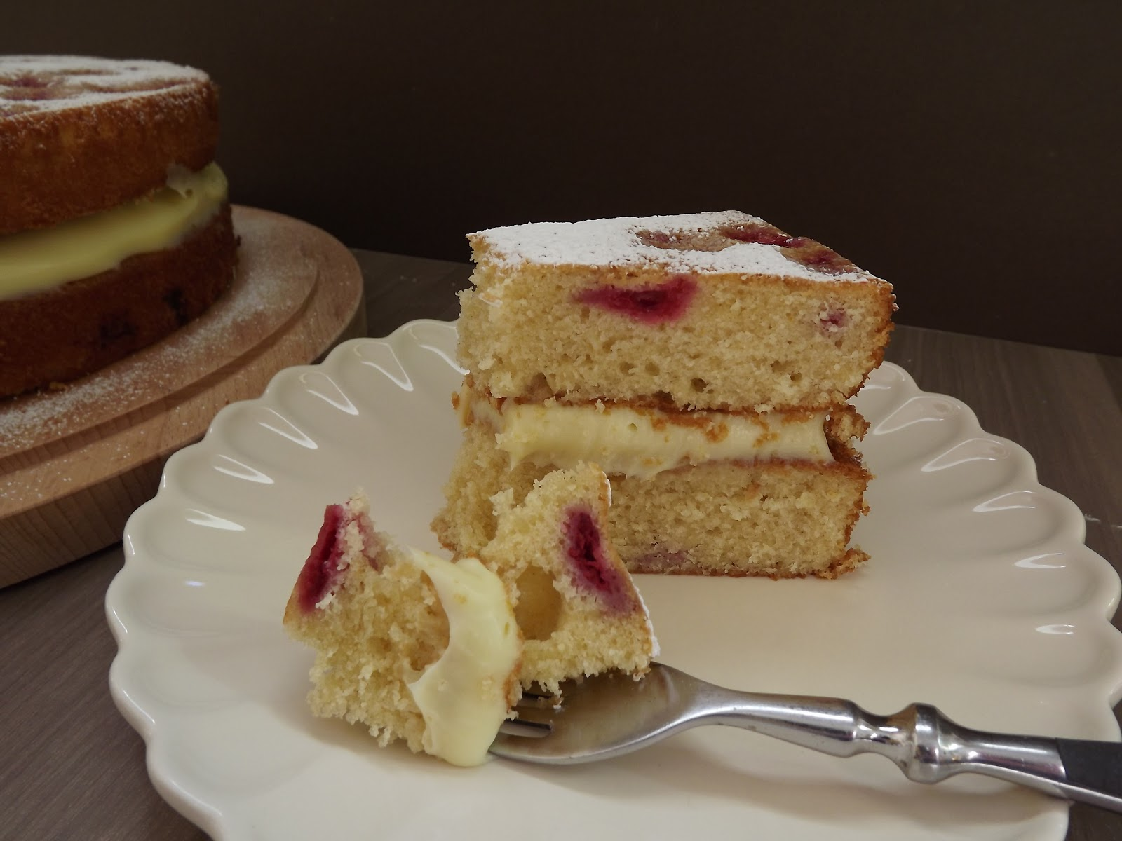 recipe: white chocolate and raspberry cake mary berry [14]