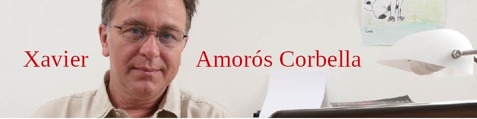 Blog de Xavier Amorós Corbella