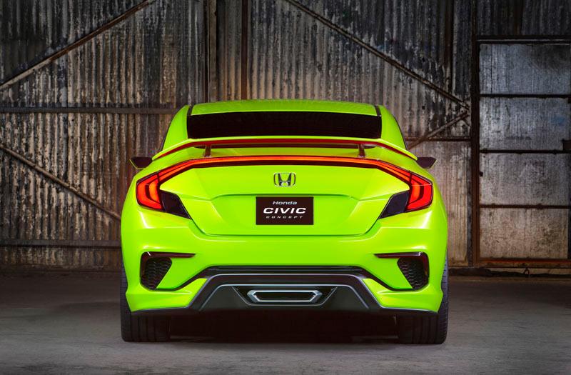 Honda Civic Generasi Baru