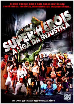 Download - Super-Heróis - A Liga Da Injustiça DVDRip - AVI - Dual Áudio