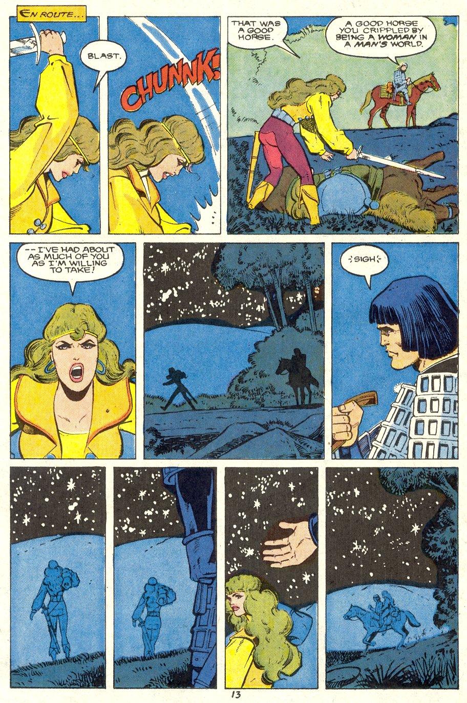 Conan the Barbarian (1970) Issue #204 #216 - English 14
