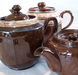 Brown Betty Tea Pots