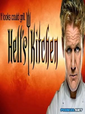 Nhà Bếp Địa Ngục 10-Hell's Kitchen 10