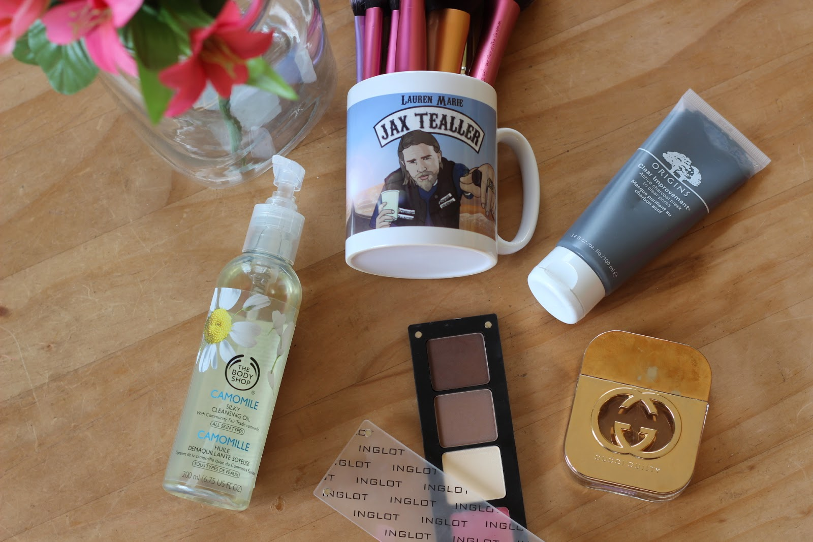 beauty products ive been loving