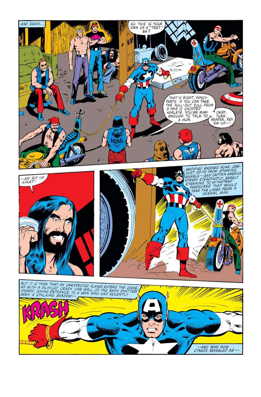 Captain America (1968) Issue #259 #174 - English 12