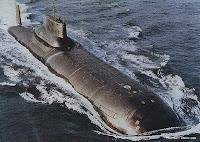 Jenis - Jenis Kapal Selam
