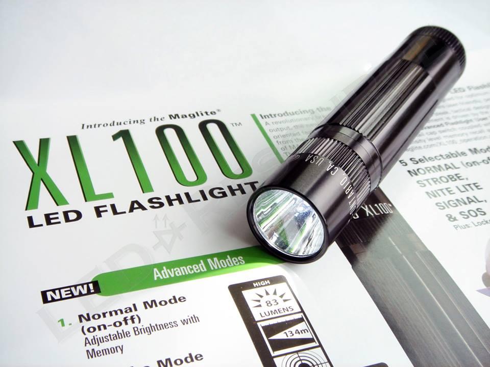 SKL DIY Uptown: Maglite XL100 LED Flashlight now at RM 320 ...