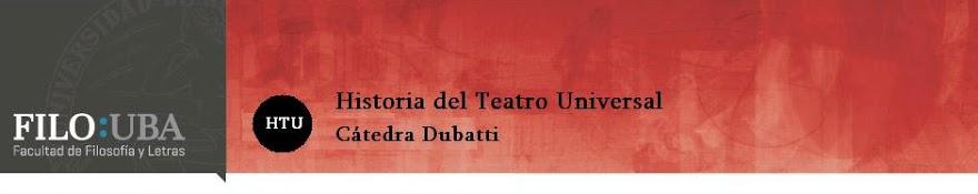 Historia del Teatro Universal