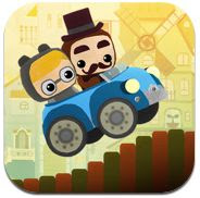 Bumpy Road – iPhone/iPad/iPod Touch