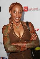 Debra Wilson 2013 Tattoos For Black Women