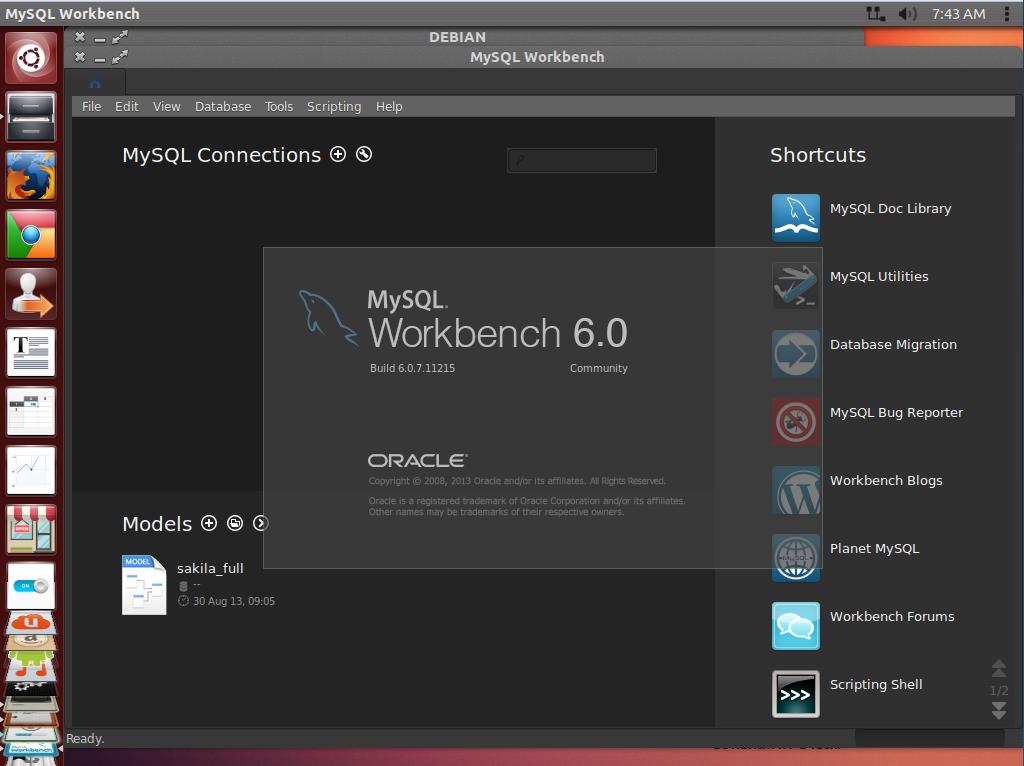 MySQL Workbench 6.0: What's New – The MySQL Workbench Developer ...