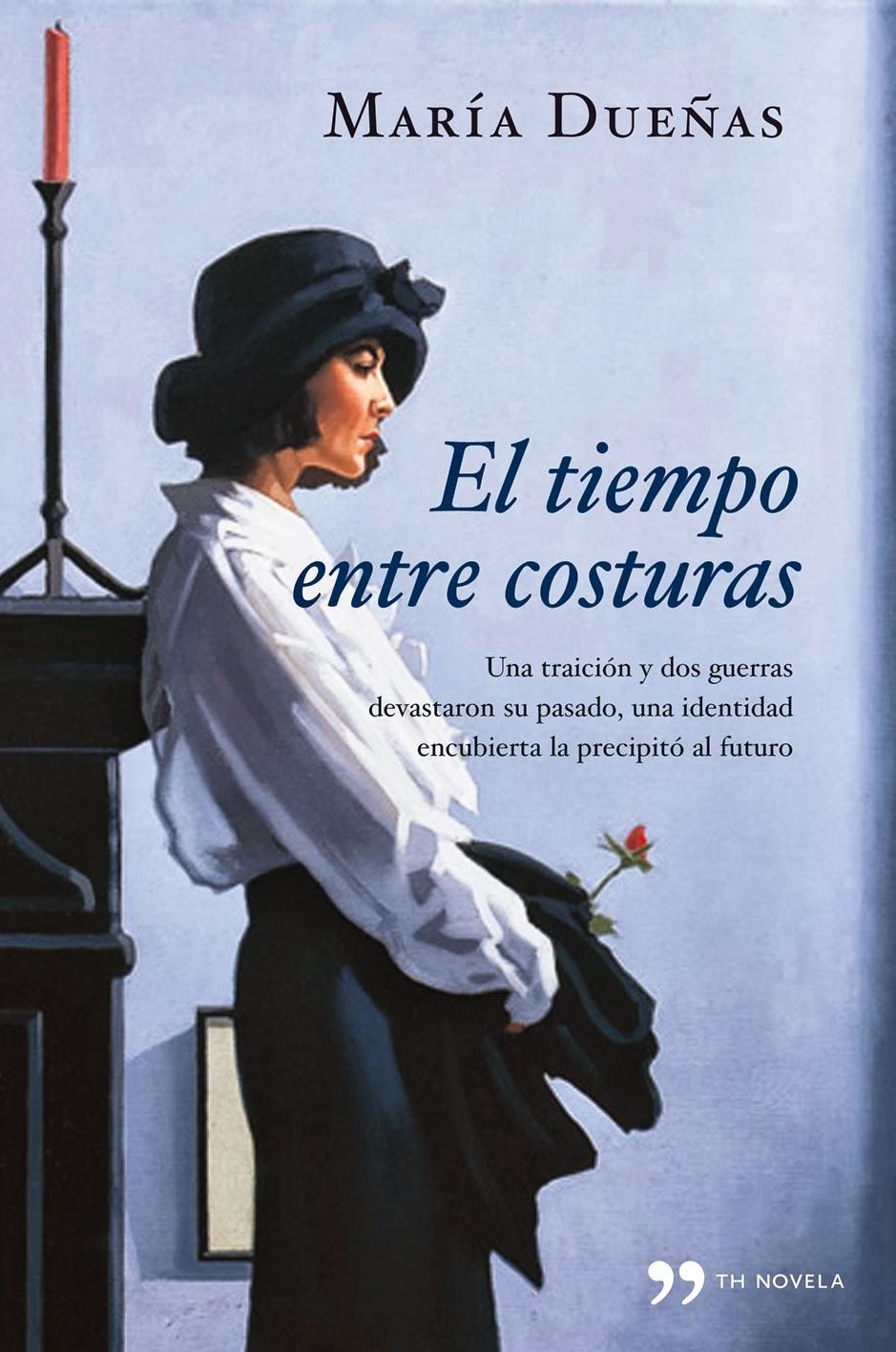 en Antena 3 de la adaptación de la novela de María Dueñas, El ...