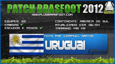 PES 2012 - Consideraes: Patch Libertadores 2012