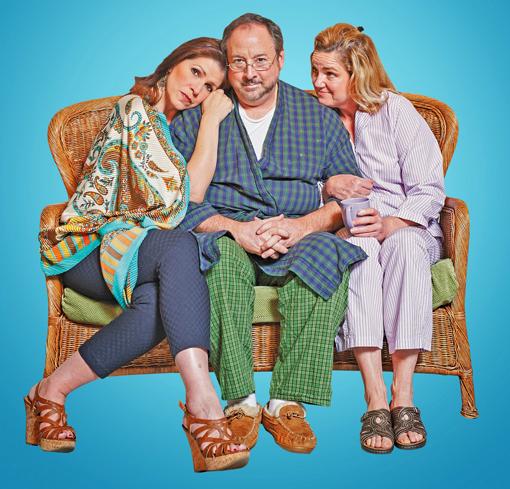 Vanya and Sonia and Masha and Spike | Aurora Theatre