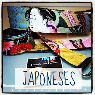 COLLARES JAPONESES Y BALINESES