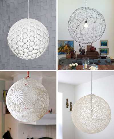 Cool blog if you have tons of extra time on your hands maybe you should attempt one of these heres a collection of round hanging beauties you can make yourself aloadofball Image collections