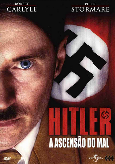 Filme Hitler A Ascensão do Mal Legendado AVI DVDRip