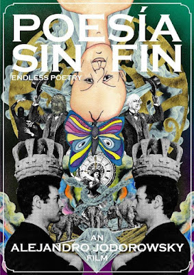 Poesía Sin Fin 2016 DVD Custom NTSC Latino