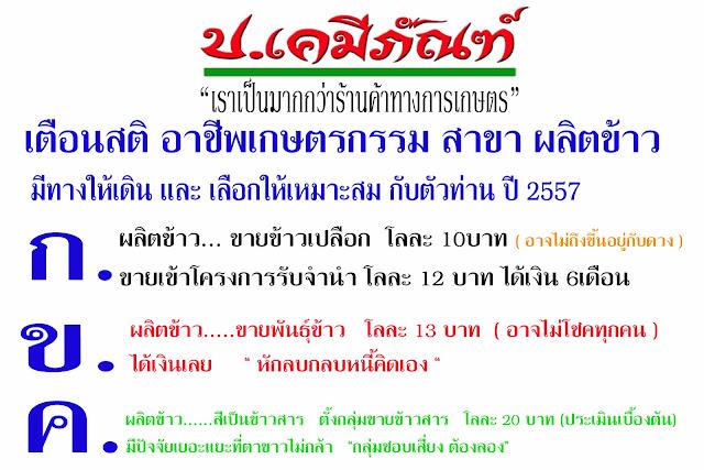 http://www.organicricesingburi.blogspot.com
